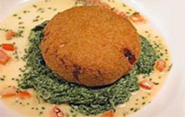 Loch Duart Salmon & Finnan Haddie Fishcake, Lemon Beurre Blanc