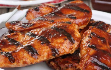 Grilled Salmon: Indian Style Recipe